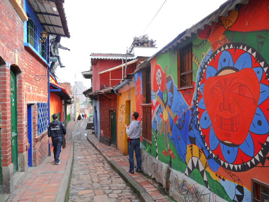 cosas que hacer en Bogotá