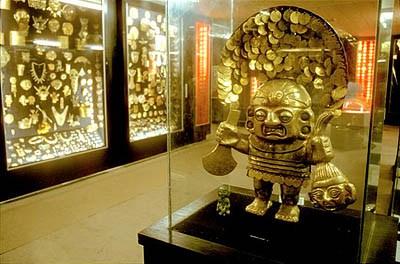 cosas que hacer en Bogotá museo del oro2