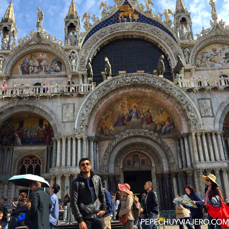 Cosas que hacer en Venecia: catedral-sanmarcos