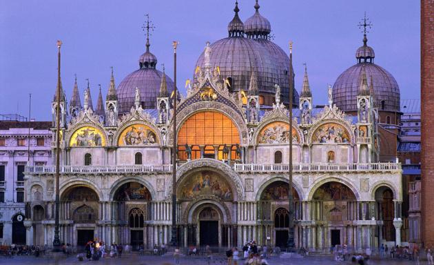 Cosas que hacer en Venecia catedral-sanmarcos