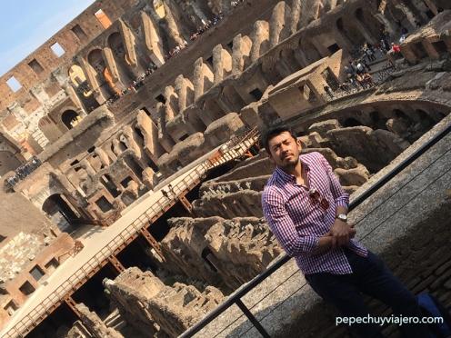 PepeChuy y el Coliseo!