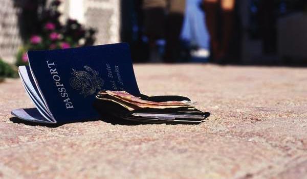 perdí mi pasaporte