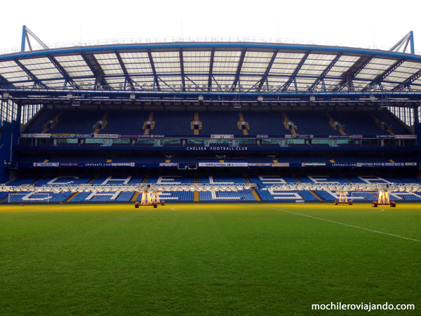Tour a Stamford Bridge