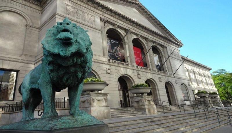 mejores museos: Instituto de Arte de Chicago, USA 1