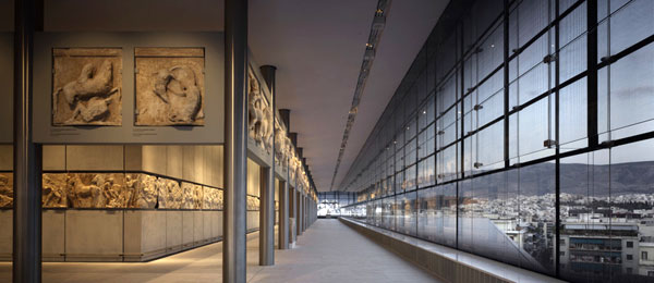 mejores museos: Museo de la Acrópolis en Atenas, Grecia3