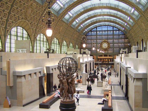 mejores museos: Museo-de-Orsay2