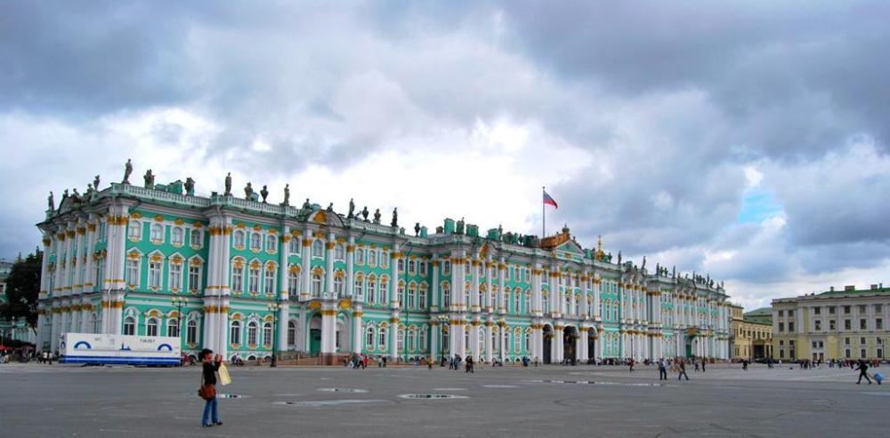 Museo del Patrimonio Nacional y Palacio de Invierno en San Petersburgo, Rusia 1