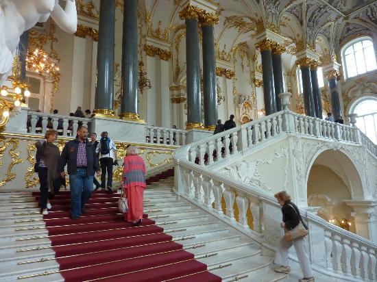 Museo del Patrimonio Nacional y Palacio de Invierno en San Petersburgo, Rusia3