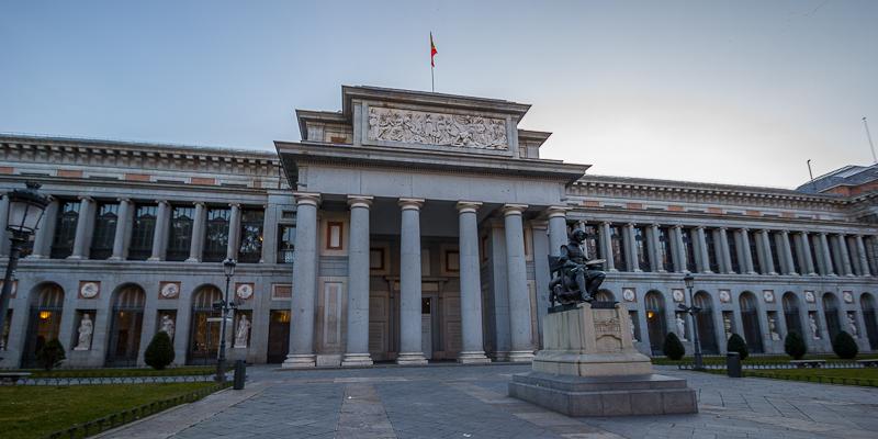 Museo del Prado en Madrid, España2