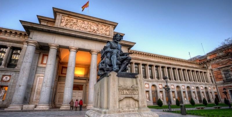 Museo del Prado en Madrid, España3
