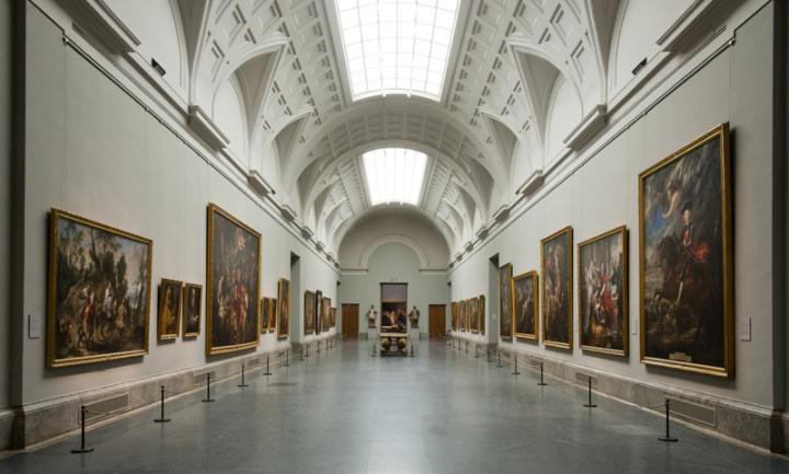 Museo del Prado en Madrid, España4
