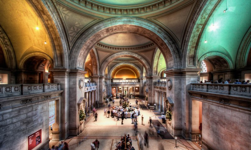 mejores museos: museo-metropolitano USA 2