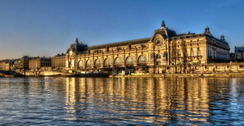 mejores museos: Museo orsay paris 1