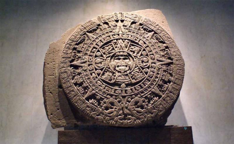 mejores museos: piedra del sol