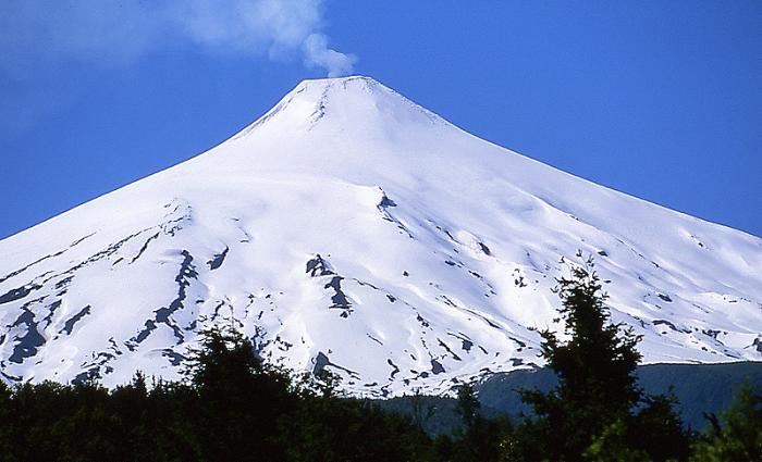 destinos más peligrosos: Volcan-Villarrica